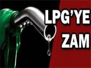LPG 13 kuruş zamlandı