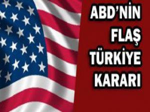 ABD: Türkiyeye gitmeyin!