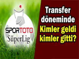 İşte Süper Ligde transfer karnesi