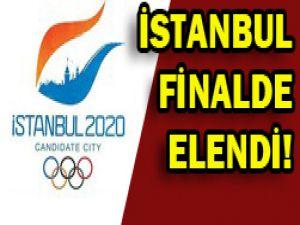 2020 Olimpiyatları Tokyoda yapılacak
