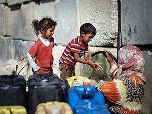 Mısırdaki darbe Gazzenin suyunu vurdu