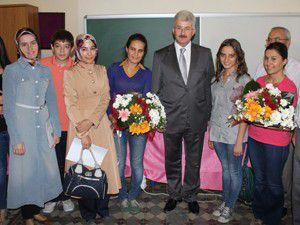 Konyaya atanan öğretmenler göreve başlıyor