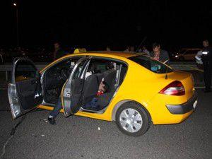 Ankarada taksi şoförü öldürüldü