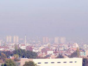 Konyada hava kirliliği için çözümler...