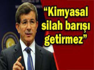 """""""Türkiye savaş çağrısı yapmaz"""""""