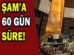 BM Şamın talebini kabul etti!