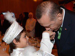Erdoğandan Şükür çıkarması