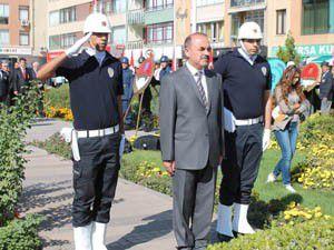 Konyada Gaziler Günü kutlandı