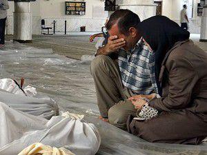 Suriyede 8 aylık bilanço: 35 bin 552 ölü