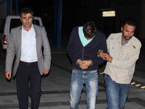 Ankaradan Konyaya hırsızlık için gelmiş