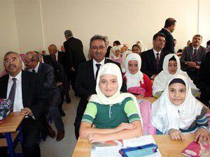 23 Nisan İmam Hatip Ortaokulu hizmete açıldı