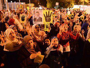 Mısırda çok sayıda öğrenci yaralandı