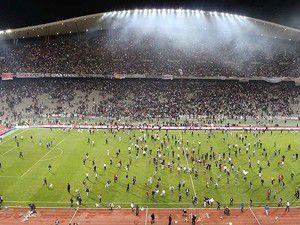 Beşiktaşa 4 maç ceza