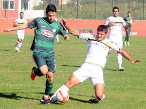 Torku Konyaspor üst tura yükseldi