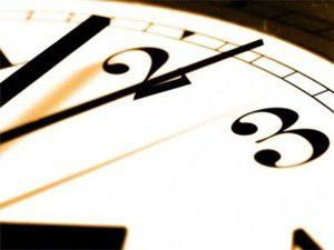 Ekonomik kriz saat dilimini değiştirtecek