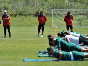Torku Konyasporda Trabzonspor maçı hazırlıkları