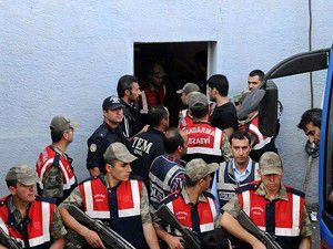 Cezaevi firarileri tutuklandı