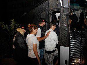 Derbi gözaltılarında 11 kişi serbest