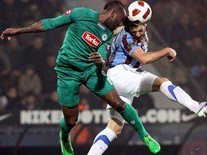 Trabzon ile Konyaspor 25inci kez karşı karşıya