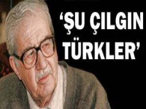 Turgut Özakman vefat etti