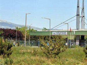 Roket fabrikasında patlama: 4 yaralı