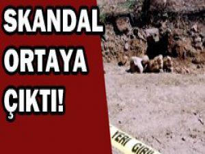 18 PKKlının firar olayı