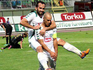 Torku Konyaspor Trabzonspora bileniyor