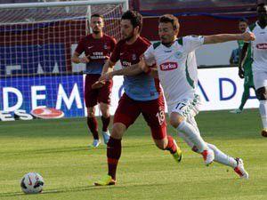 Trabzonspor 2 - 0 Torku Konyaspor