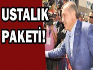 Gözler Erdoğana çevrildi