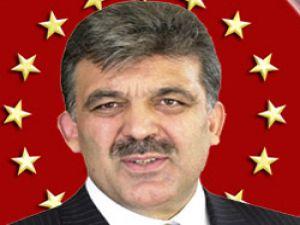Cumhurbaşkanı Gül den İsrail açıklaması