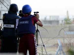 Suriyede 23 basın çalışanı öldürüldü