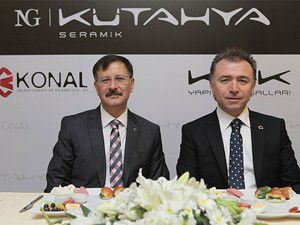Türkiyenin en büyük Seramik showroomu Konyada