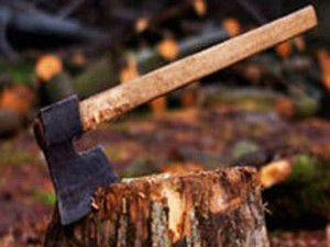 Elektrikli hızarla odun yerine ayağını kesti