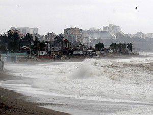 Meteorolojiden Akdenizde fırtına uyarısı