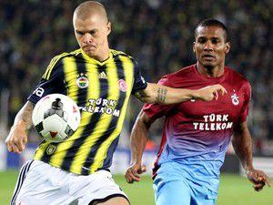 Fenerbahçe ile Trabzonspor yenişemedi