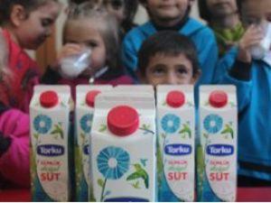 Konya Şeker çevreci günlük sütle öne çıkıyor
