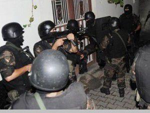 DHKP-C operasyonu: 34 gözaltı