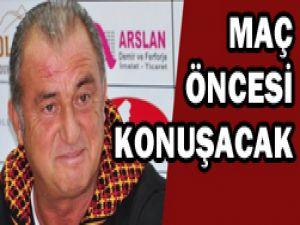 Terim Galatasaray sessizliğini bozuyor