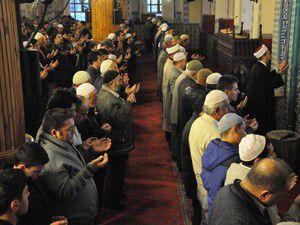 Konyadan Mısıra dua seli