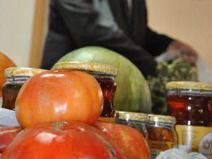 Konyanın organik ürünleri görücüye çıktı