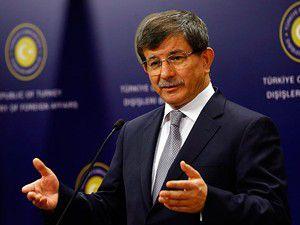 Ahmet Davutoğlunun bayram programı
