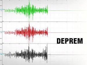 Yunanistanda 6,4 büyüklüğünde deprem