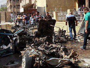Irakta bombalı saldırı: 24 ölü