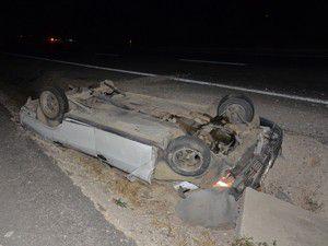 Konyada trafik kazası 4 yaralı