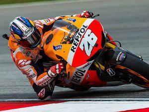 MotoGPde zafer Pedrosanın