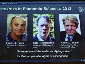 Nobel Ekonomi Ödülü krizdeki ABDye