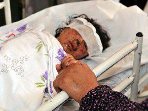 Irakta şiddet çocukları da vurdu
