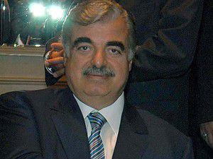 Hariri suikastinde tutuklama