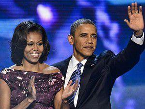 Obamalar Kurban Bayramını kutladı