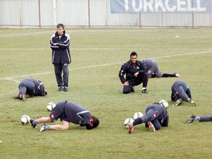 Konyaspor Trabzona hazırlanıyor